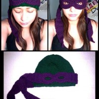 Cool Ninja Turtle Wool Hat