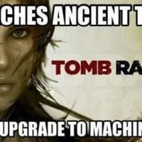 Tomb Raider's Logic