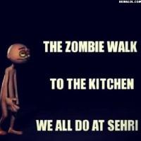 The Zombie Walk