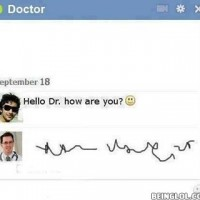 Hello Dr. How Are You?