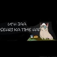 Uth Jaa Sehri Ka Time Hai..