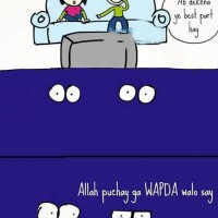 Allah Puchay Ga Wapda Walo Say..
