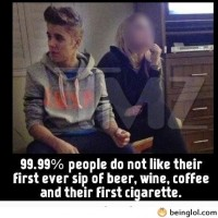 Did You Know That 99.99% People Do Not Like Their First ...