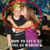 How To Stun A Warlock