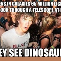 Sudden Clarity Clarence On Aliens…
