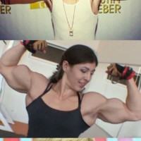 Justin Bieber Body Building Fail