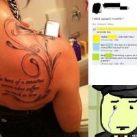 Worst Grammar Tattoo
