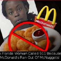 Did You Know That A Florida Woman Called 911 Because Mcdonald's …