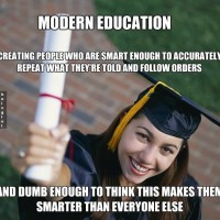 Modern Education: That's About It...