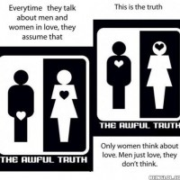 The Truth About Women And Men
