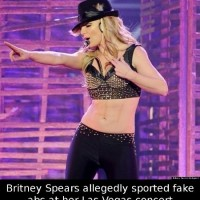 Did You Know That Britney Spears Allegedly Sported Fake…