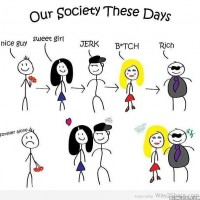 Our Society These Days