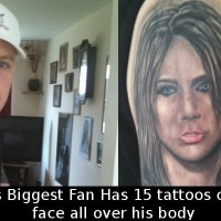 Did You Know That Miley Cyrus's Biggest Fan Has....
