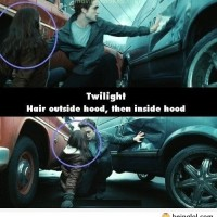 Twilight Movie Mistakes