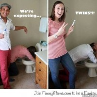 Best Pregnancy Announcement Idea…