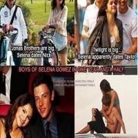 Selena Likes Big Boys…