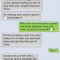 Angry Girlfriend! Hahahaa!