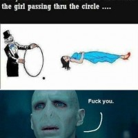 Lord Voldemort Trolled! Xd