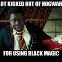First Problem In Hogwarts.