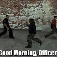 Good Morning Officer