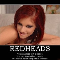 Thats Why Men Prefer Redhead Girls