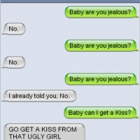 Baby,are You Jealous