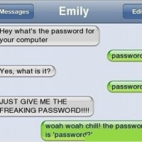 Worst Password Ever!