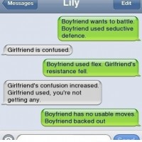 That Girlfriend Is Confused!