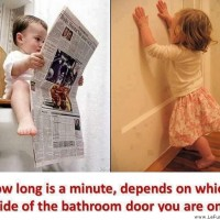 How Long Is A Minute Depends…