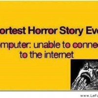 Shortest Horror Story Ever