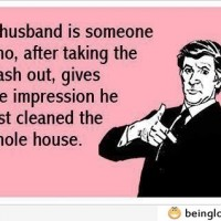 And That's A Husband