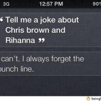Tell Me Joke About Chris Brown And Rihanna