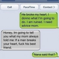 He Broke My Heart!