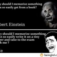 Einstein And Me