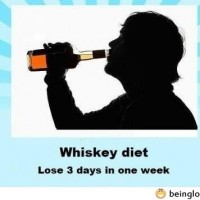 Whiskey Diet