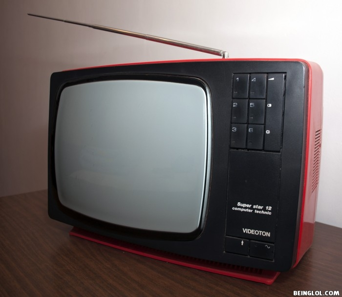 What year was this TV made?