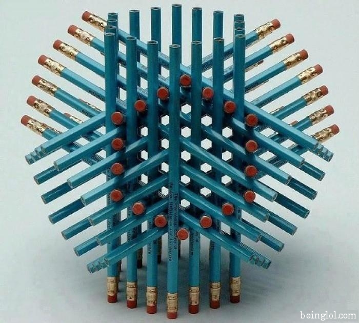 How many pencils in this photo?