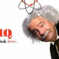 What was the IQ of Albert Einstein?