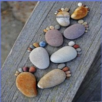 How many pebbles do you see?