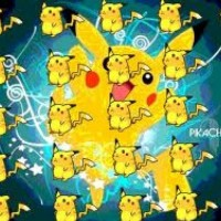 How many pikachus in this picture?