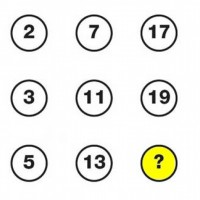 What number should replace the question mark be?