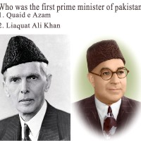 Question: Who was the first prime minister of Pakistan?