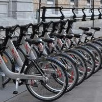 How many bicycles are there?