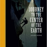 When the book 'Journey to the center of the Earth' was authored?